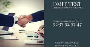 dmit career counselling